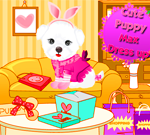 Cute Puppy Max Dress Up
