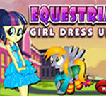Equestria Girl Dress Up