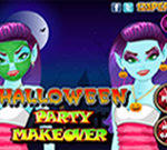 Halloween Party Makeover
