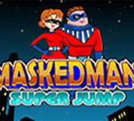 Masked Man Super Jump