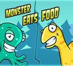 Monster Eats Food