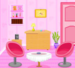 Pink Foyer Room Escape