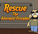 Rescue The Adamant Grandpa