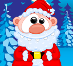 Santa Claus Christmas Dress UP