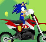 Sonic Stunt Motocross