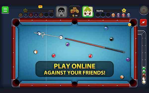 Image 8 Ball Pool Multiplayer