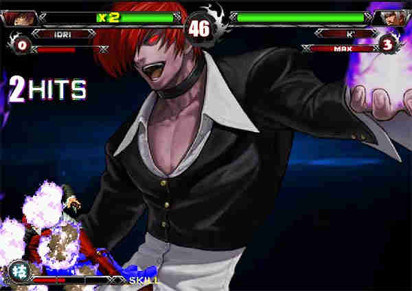 Image King of Fighters Wing EX