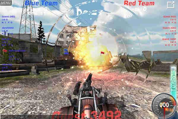 Image Motor Wars