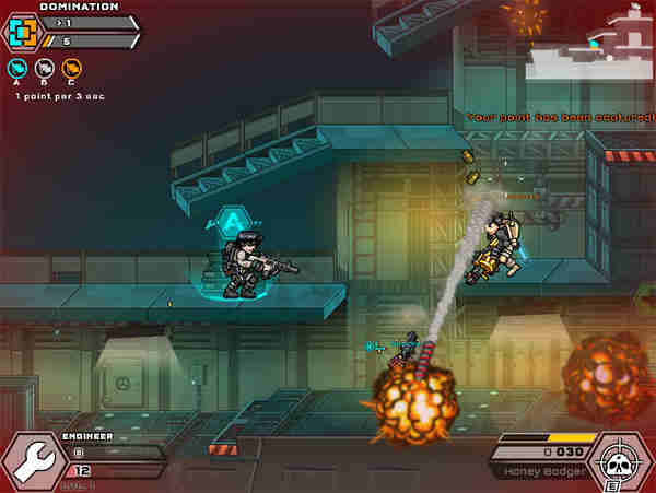 Image Strike Force Heroes 3