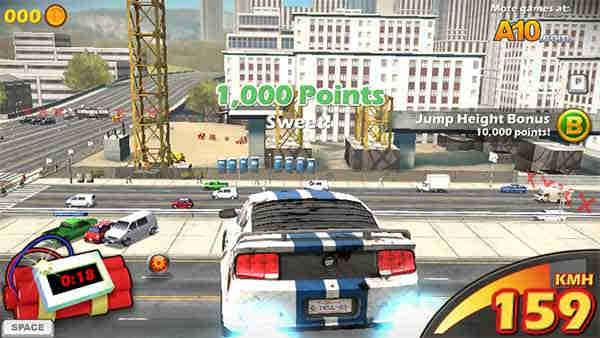 Image Traffic Slam 3