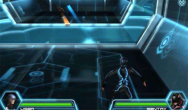 Image Tron Legacy Disc Battle