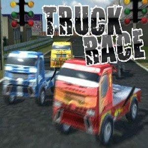 Image Truck Race 3D