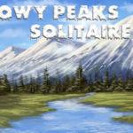 Snowy Peaks Solitaire