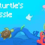 "A Turtle""s Tussle"