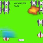 Alien Fighter Game