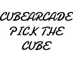 CubeArcade pick the cube