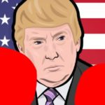 Donald Trump Boxing Royale
