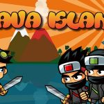 Lava Island: Shooting Action Adventure Platformer