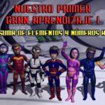 NPGA I Nivel 1 Suma de elementos y números hasta 20
