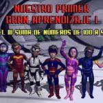 NPGA I Nivel 3 suma de números con centenas de 100 a 999
