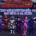NPGA II Nivel 1 Multiplicación por una cifra
