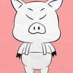 Poncho Pig