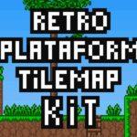 Retrô Plataform Tilemap Kit