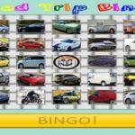 Road Trip Bingo- Arcade Version