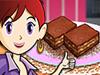 Sara's Cooking Class: Caramel Brownie