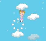 Baby Hazel Jumping