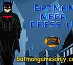 Batman Mega Dressup