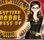 Egyptian Model Dress Up