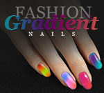 Fashion Gradient Nails