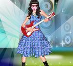 Pop Girl Dressup