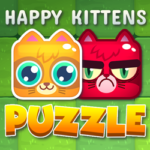 Happy Kittens Puzzle