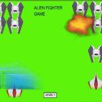 Alien Fighter Game