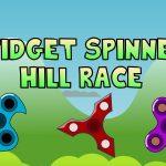 Fidget Spinner Hill Climb