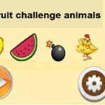 Fruit challenge animals