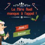 """Le Père Noël manque à l""""appel !"""