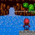 mario nexus 2:go to dreamland