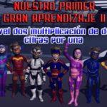 NPGA II Nivel 2 Multiplicación 2 números por 1