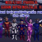 NPGA II Nivel 3 Multiplicación por dos cifras
