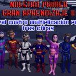 NPGA II Nivel 4 Multiplicación por 3 cifras