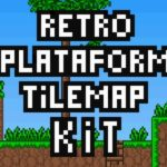 Retrô Plataform Tilemap Kit
