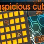 Suspicious cube